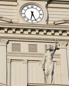 Free Clock Royalty Free Stock Image - 2450236