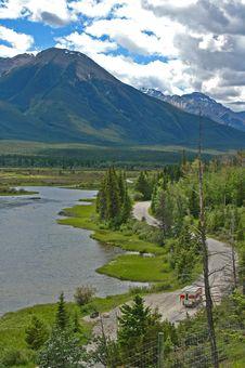 Free Canadian Rockies Stock Photo - 2450640