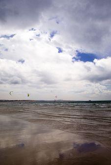 Free Essaouira Beach Stock Image - 2454101