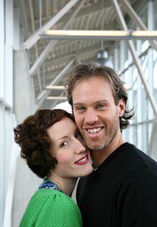 Free Happy Couple 1 Stock Photos - 2456283