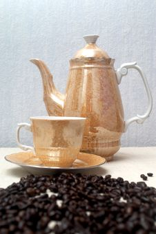 Free COFFEE IV Royalty Free Stock Photography - 2457627