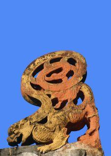 Free Dragon Royalty Free Stock Photo - 2458125