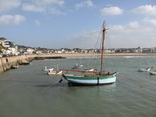 Free Sailing Boat Stock Photo - 2458130