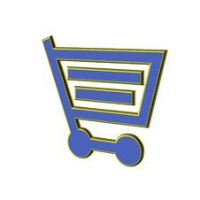 Free Shopping Cart Stock Photo - 2458670