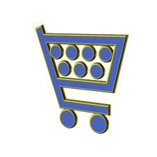 Free Shopping Cart Stock Images - 2458674