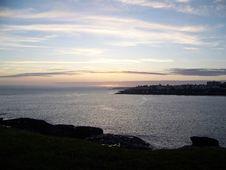 Free Bay Sunset Stock Images - 2459284