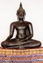 Free Black Of Bhudda Royalty Free Stock Photography - 24504537
