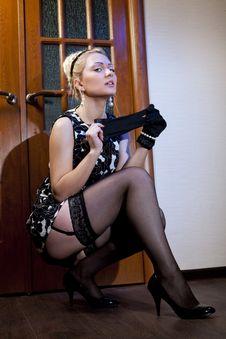 Free Beautiful Sexy Woman Royalty Free Stock Image - 24502146
