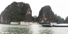 Free Halong Bay, Vietnam. Royalty Free Stock Photo - 24503015