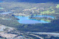 Free Lake In Jasper. Stock Images - 24504104