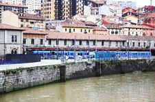 Free Bilbao. Spain. Royalty Free Stock Photo - 24504135