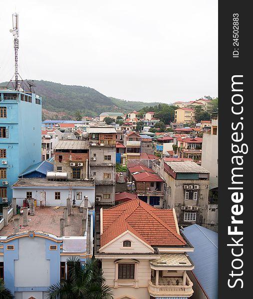 Halong city, Vietnam