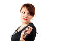 Free Business Woman With Glasses Royalty Free Stock Image - 24514606