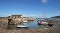 Free Porlock Harbour In Somerset, England Stock Photos - 24515003