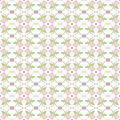 Free Seamless Floral Pattern Royalty Free Stock Images - 24519459