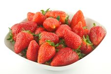 Free Fresh Ripe Perfect Strawberry Royalty Free Stock Photo - 24510995