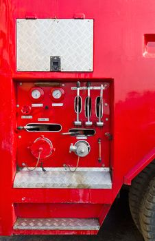Free Fire Truck Royalty Free Stock Photography - 24512977