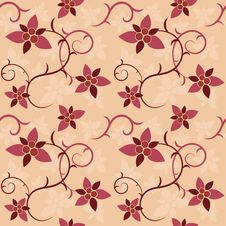 Free Floral Seamless Stock Photos - 24514573