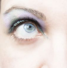 Free Eye Of Woman Stock Images - 24516764