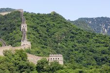 Free Great Wall Royalty Free Stock Photos - 24517298