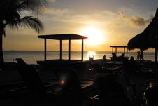 Free Evening Sunset Stock Image - 24518651