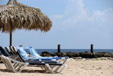 Free Forsaken Beach Royalty Free Stock Photography - 24518657