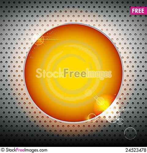 Free Abstract Metallic Background Royalty Free Stock Photos - 24523478