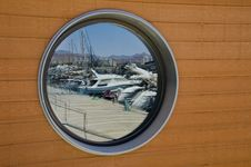 Free Reflections Of Resort City, Eilat Stock Photos - 24520473