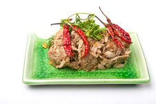 Free Thaifood Royalty Free Stock Image - 24525516