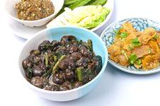 Free Thaifood Stock Photography - 24525542