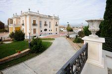 Free Quinta Alegre Palace In Granada Royalty Free Stock Image - 24527506