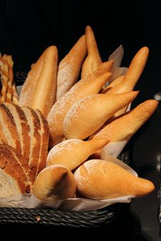 Assorted Bread Stock Images
