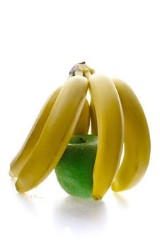 Free Banana Jail Royalty Free Stock Image - 24527796