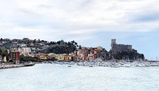 Lerici Royalty Free Stock Photography