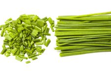 Free Chives Royalty Free Stock Photo - 24529195