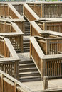 Free Wooden Stairs Stock Image - 24530271