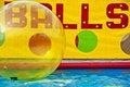 Free Water Balls Royalty Free Stock Photo - 24534035
