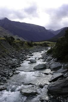 Free New Zealand River Stock Photos - 24531453