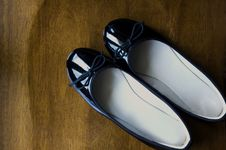 Free Black Shoes Stock Photos - 24531873