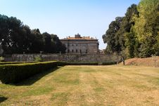 Free Ruspoli Castle, Italy Stock Photography - 24533432