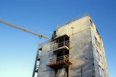Free Construction Building Royalty Free Stock Photos - 24534438