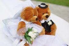 Wedding Fragment Royalty Free Stock Photos