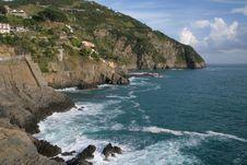 Free Italian Coast Royalty Free Stock Image - 24537336