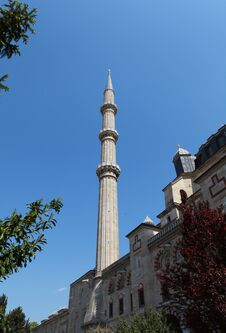 Free The Selimiye Mosque, Edirne. Royalty Free Stock Photos - 24538338