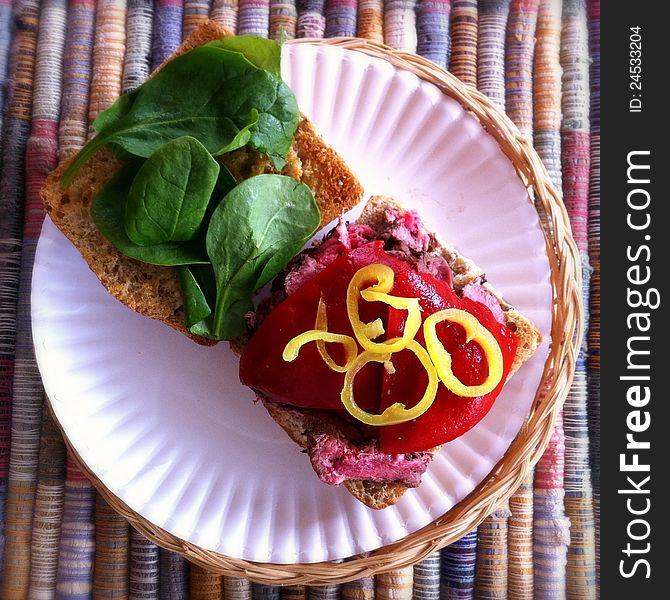Ciabatta Steak Sandwich