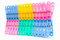 Free Colorful Clothespins Royalty Free Stock Image - 24539036