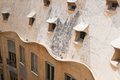 Free Detail Of The House Of Casa Mila. Barcelona Stock Images - 24546624