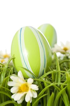 Free Easter Eggs Royalty Free Stock Photography - 24540617