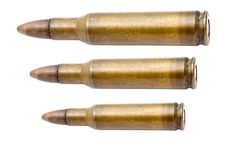 Free Bullets Royalty Free Stock Photos - 24544478