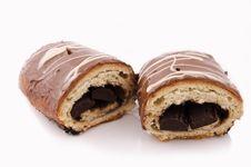 Free Sweet Croissant Stock Image - 24548411